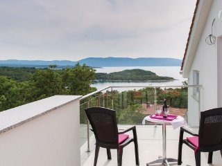 2 bedroom Apartment in Krk-Njivice, Island Of Krk, Croatia : ref 2278469
