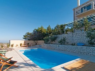 5 bedroom Villa in Brac-Nerezisca, Island Of Brac, Croatia : ref 2279028