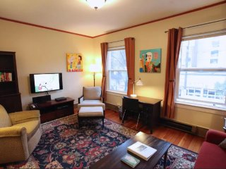 Furnished 1-Bedroom Apartment at E Madison St & Broadway Ct Seattle