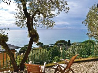 4 bedroom Villa in Pieve Ligure, Riviera Di Levante, Italy : ref 2280326