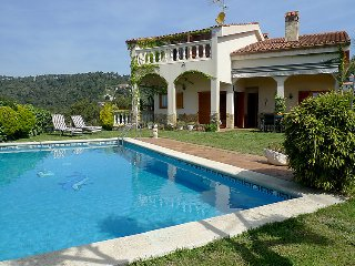 3 bedroom Villa in Santa Susanna, Barcelona Costa Norte, Spain : ref 2283594