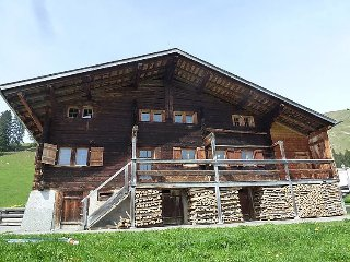 Apartment in St Stephan, Bernese Oberland, Switzerland, Sankt Stephan