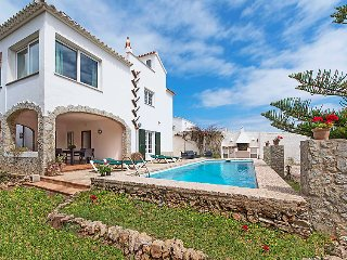 6 bedroom Villa in Arenal d'en Castell, Balearic Islands, Spain : ref 5028723