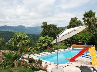 4 bedroom Villa in Cadro, Ticino, Switzerland : ref 2285420, Villa Luganese