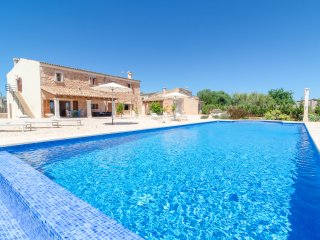 CAN SUAU - Property for 8 people in Son Mesquida- Felanitx