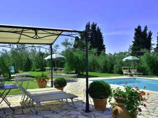 4 bedroom Villa in Montaione, Tuscany Nw, Tuscany, Italy : ref 2293340
