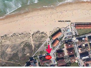 SOMO, 1ª Llinea Playa, Impresionantes Vistas, Somo