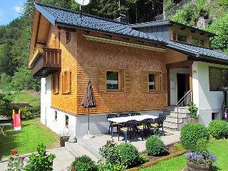 4 bedroom Villa in Sankt Anton im Montafon, Montafon, Austria : ref 2295772, St Anton im Montafon