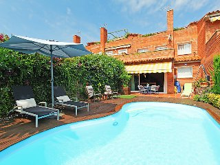3 bedroom Villa in Sant Vicenc de Montalt, Barcelona Costa Norte, Spain : ref 2296213, Sant Andreu de Llaveneres