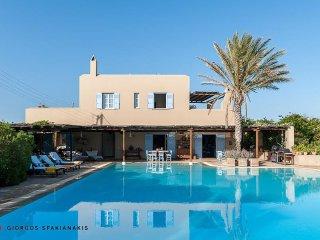 Amazing villa at Aigina island, Athens