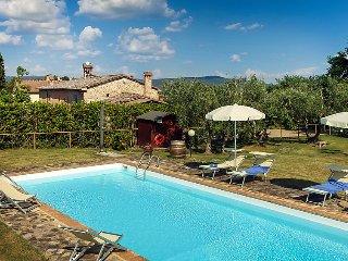 Villa in Castelnuovo Berardenga, Tuscany Chianti, Italy