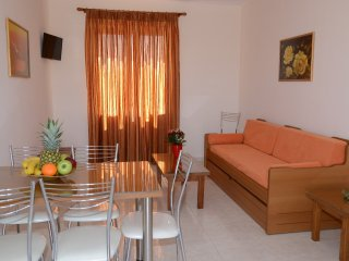 (No9) Maria's Filoxenia Suites-One Bedroom Apartment 4p.