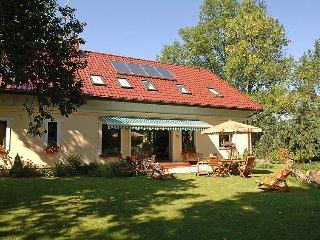 Villa in Lipie Walcz, Pomerania, Poland, Miroslawiec