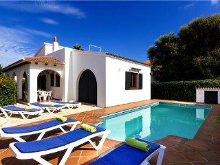 Villa in Cala´n Bosch, Minorca, Cala´n Bosch, Menorca, Cala'n Bosch