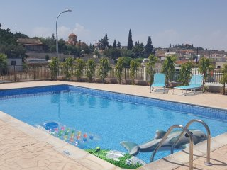 Large 2 Bedroomed Apartment in Tersefanou