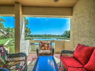 1607 Port Villas - Gorgeous views of Braddock Cove, Hilton Head