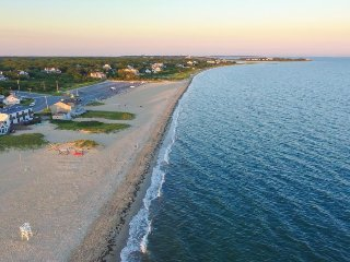 Oceanfront house with stunning views and a private beach!, Centerville