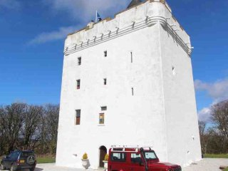 006-Historic Medieval Castle, West Kilbride