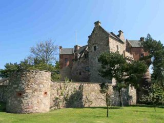 058-Restored Fortified Castle, Cupar