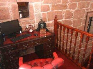 156-Unique Historic Castle, Longtown