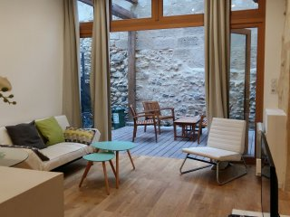 Charmant & calme appartement 2 chambres, Bordéus