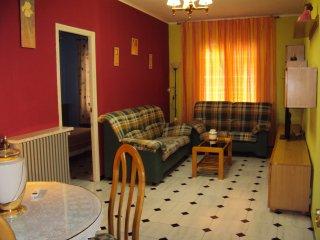 Céntrico y acogedor piso en Almagro
