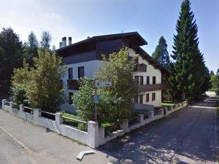 Chalet Alba - Appartamento con giardino, Gallio