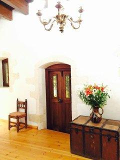 The historic Venetian Master suite
