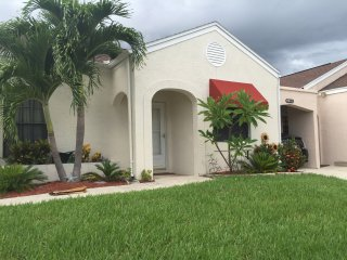 Terraverde Country Club 2 Bedroom Villa, Fort Myers