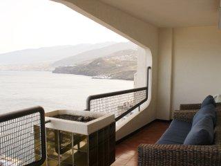 Cómodo, luminoso con una preciosa terraza al mar, Santa Cruz de Tenerife