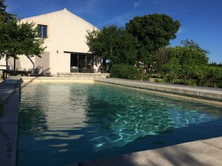 Mas 'La Ferriere' piscine privee - 10 pers