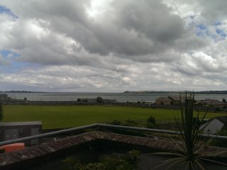 Apartment with panoramic views of Dungarvan bay