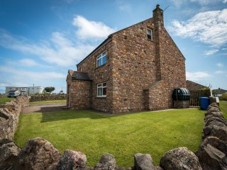Benthall Cottage, Beadnell, Northumberland