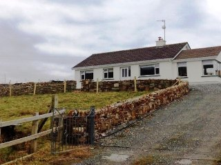 Turbot Cottage, Clifden - The spectacular Wild Atlantic Way is right outside