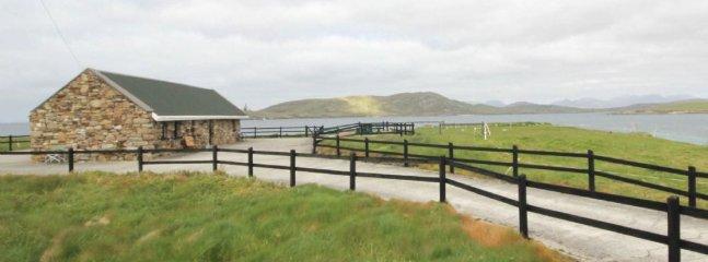 Laceys Cottage, Cleggan