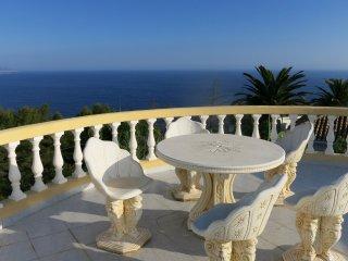 Villa Galera, vista mar, gran terraza, WiFi gratis, Almuñécar