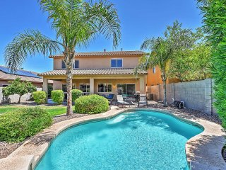 Updated 5BR Goodyear House w/ Wifi & Pool!