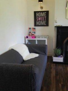 Sitting Room. Free Wi-Fi. Satellite TV. Books. Games