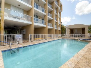 Tropical 2BR Rincon Apartment w/Private Balcony & Resort Amenities - Fantastic Location! Easy Access to Beaches, Water Parks, Restaurants & More