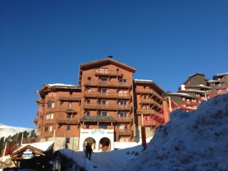 Appartement plein sud belle PLAGNE