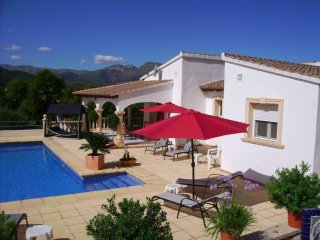location villa sunset 5 pieces  ( 8 couchages), Orba