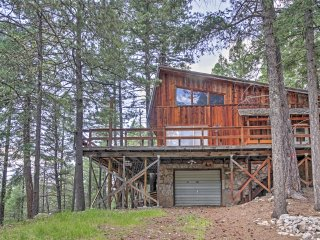 3BR Cloudcroft Home w/Mountain Views!