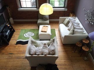 Charming Loft in Heart of Historic District, Philadelphie