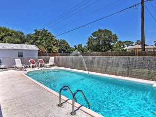 NEW! Breezy 3BR Vero Beach House w/Private Pool