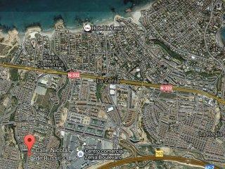 Alquiler chalet vacaciones, Playa Flamenca
