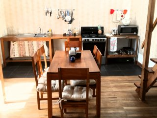 85 sqm, 2 level Loft in old historic town of Quito