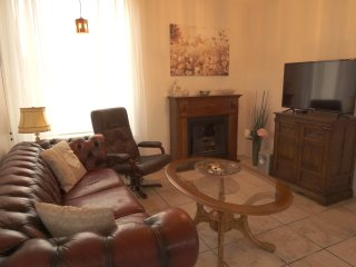 Three bedroom apartment, great for family and friends.