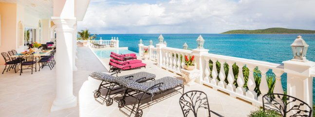 Villa Miramar 5 Bedroom SPECIAL OFFER, Christiansted