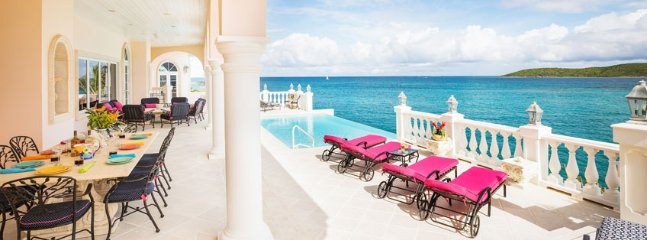 Villa Miramar 4 Bedroom SPECIAL OFFER, Christiansted