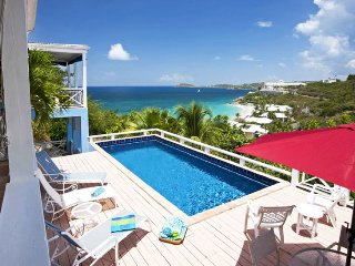 Villa CalypsoBlu 3 Bedroom SPECIAL OFFER, St. Thomas